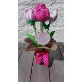 Perfuman El Ambiente!! Flores De Tela!! Hermosas