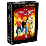 Dvd Jonny Quest - A Primeira Série Completa - 4 Discos