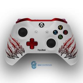 Controle Xbox One Temático Neon Beast Original