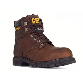Botas De Trabajo Caterpillar Second Shift 6 S/t Cafe 89586