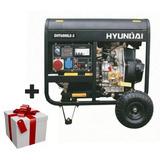 Generador Diesel Hyundai Dhy6000 Le 6.6 Kva 418cc - Tyt