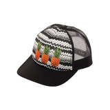 Piña Snapback Sombrero De Las Mujeres No Hay Fronteras Co 9cc9f7a63f4