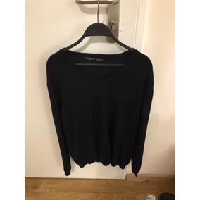 Buzo Zara, Talle L, Color Negro