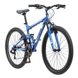 Bicicleta Mongoose Mtb Launch 2.2 Dh Aluminio R26 21vel 2018