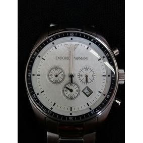 Relógio Emporio Armani Ar5960 Cronógrafo Unissex Masculino - Relógio ... c544141768