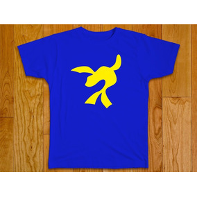 Camiseta Masculina Plus Size Foca 100% Algodão