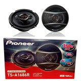 Parlantes Pioneer Ts-a1686s 4 Vías 6 Pulgadas 350w