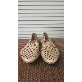Exuverati Zapatos Para Mujer Flats Para Dama Dorados