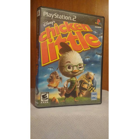 Chicken Little (con Manual) Ps2 Playstation 2 Od.st