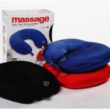 Almohada C/ Masajeador Neck Massage 15j206