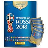 Copa Mundial De La Fifa Rusia 2018 - 50 Sobres + Album
