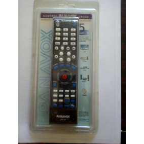 Control Remoto Panavox Tv Video