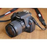 Cámara Digital Canon T5 + Lente 18-55 + Accesorios