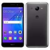 Ff Celular Smartphone Huawei Y5 Lite 2017 Gris 32gb