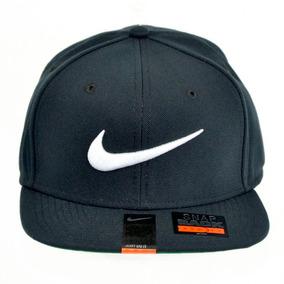 Gorra Nike Plana Negra Clon en Mercado Libre México a4fa54aee2c
