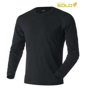 Blusa Segunda Pele X-thermo Grid T-shirt Solo Mountain Masc.