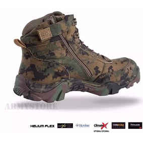 Zapato Tactico Digital Bdu Stealth Airlight 707envio Gratis