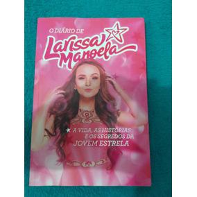 860a15df0c862 Livro O Diario De Larissa Manoela - Livros Outros no Mercado Livre ...