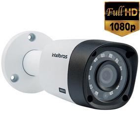 Camera Intelbras Hdcvi 3.6mm Vhd 1220b - G4 - 20mts Branca