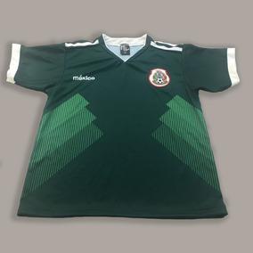 1ee9bfaf47cad Playera De La Selección Mexicana  350 Talla G en Mercado Libre México