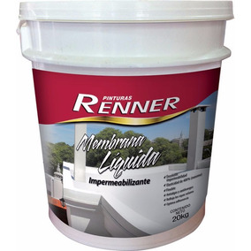 Promo Membrana Liquida Renner 20+20 Kgs.