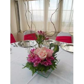 Centros De Mesa De Flores Naturales Para Bodas Y Quincea Os En - Centros-de-mesa-de-flores-naturales