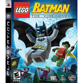 Ps3 - Lego Batman The Videogame - Míd Fís - Lacrado
