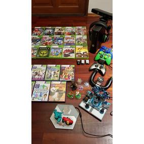 Xbox 360 Completo Y Pila De Acc Inmaculado