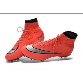 Cinza Chuteira Nike Mercurial Vapor Superfly Ii Sg Preta - Chuteiras ... 47464c4db736b