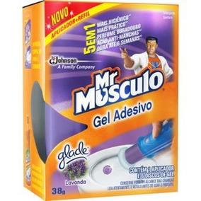 Mr. Músculo Discos Activos Lavanda Aparato 36 Ml