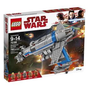 Lego Star Wars: Bombardero De La Resistencia
