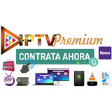 Iptv Mega Premium Hd Plus!!! X 2 Dispositivos