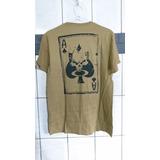 Camiseta Oakley Masculina Death Card Caveira Desert Elite b31851a4302