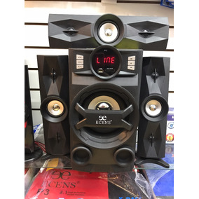 Caixa Som Grande Bluetooth Amplificada C/ Transformador 220v