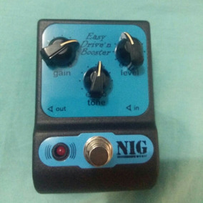 Pedal Nig Easy Drive And Booster