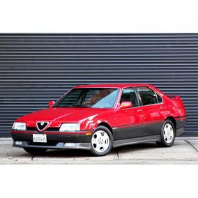 Manual De Taller Alfa Romeo 164