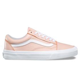 vans old skool rosa pastel