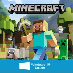Oferta Codigo Original Juego Minecraft Window 10 Completo