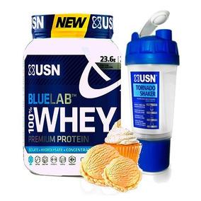 Usn Whey Protein Vainilla + Vaso Mezclador