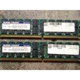 Memoria Para Servidor Ddr2-667 Pc5300 Ecc