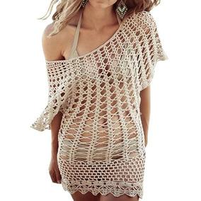 Vestidos de mujer en crochet