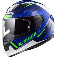 Casco Moto Ls2 Ff320 Stream Evo Axis Cuotas En Devotobikes