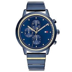f7db3cc3913 Gmt Tommy Hilfiger - Relógios De Pulso no Mercado Livre Brasil