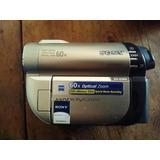 Camara De Video - Filmadora Sony Handycam Dvd-dcr650
