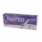 Test De Embarazo - Femitest Easy
