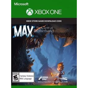 Max: The Curse Of Brotherhood - Xbox One - Codigo 25 Digitos