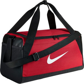 Maleta Nike Brasilia Duffel Rojo S Ba5335-657 Look Trendy