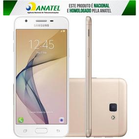 Smartphone Samsung Galaxy J5 Prime Dourado , 32gb, Tela 5