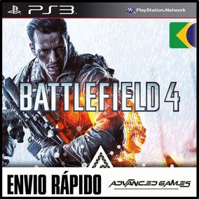 Battlefield 4 - Bf4 + 2 Dlcs - Psn Ps3 - Dublado