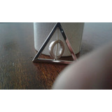 Símbolo En Plata 925 Reliquias De La Muerte ( Harry Potter)